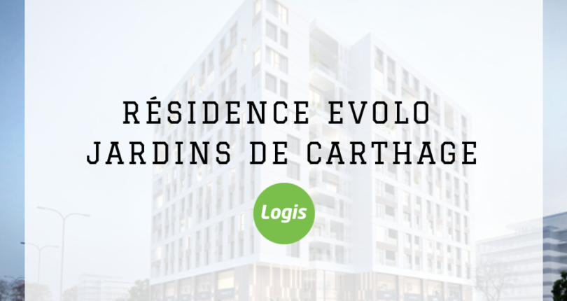 Résidence Evolo – Jardins de carthage – By Promed